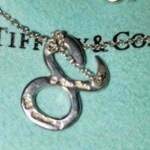 Tiffany & Co. Jewelry - TIFFANY PICASSO FIGURE 8 NECKLACE